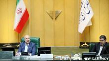Iran Mohammad Bagher Ghalibaf neuer Parlamentspräsident