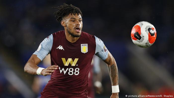 Tyrone Mings (picture-alliance/Newscom/D. Staples)