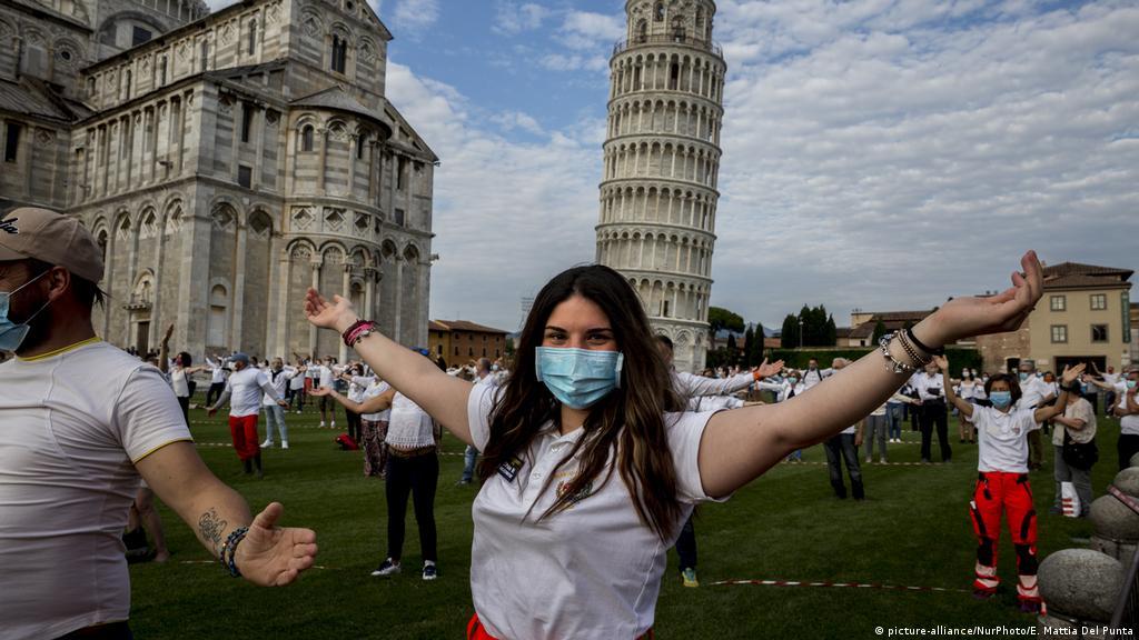 Coronavirus Latest Europe Opens Up For Tourism News Dw 01 06 2020