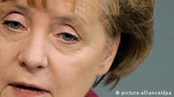 Triptychon Angela Merkel Haushalt 3