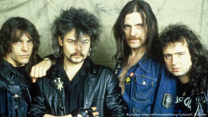 Heavy Metal Band Motörhead
