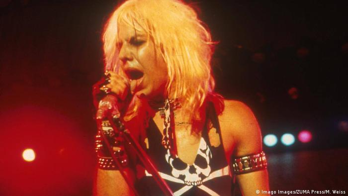 Mötley Crüe Sänger (Imago Images/ZUMA Press/M. Weiss)
