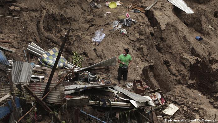 Las catástrofes naturales son recurrentes en la región y es un factor que marca la imagen que se tiene de ella
