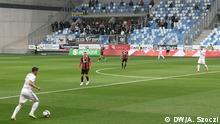 Ungarn Fußball Debrecen vs Honvéd