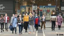 Türkei Coronavirus Öffnung von Restaurants und Parks