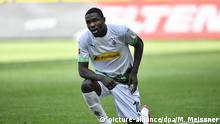 Borussia Mönchengladbach 1. FC Union Berlin Marcus Thuram