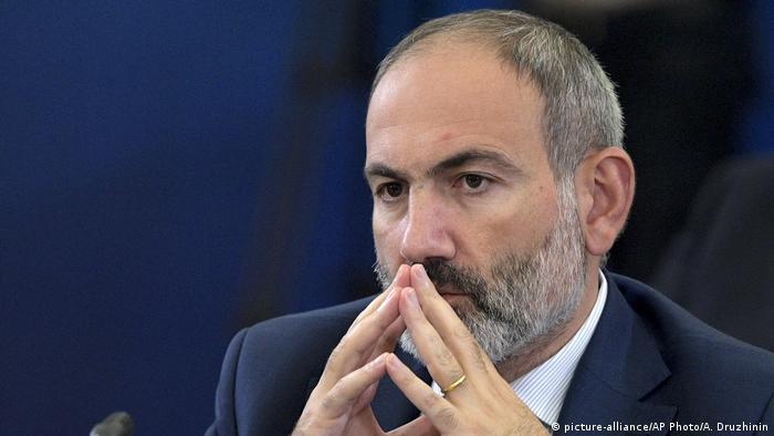 Armenien Nikol Pashinyan