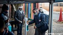 Südafrika Lockerungen nach Lockdown