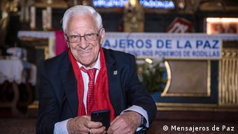 Spanien Padre Ángel Madrid (Mensajeros de Paz)