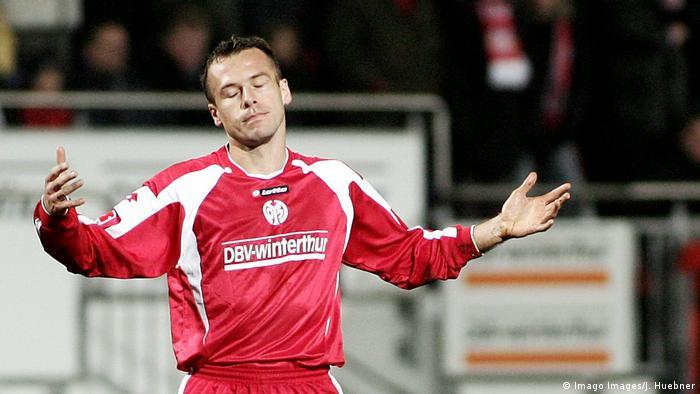 Fußball Bundesliga FSV Mainz Nikolce Noveski (Imago Images/J. Huebner)