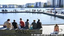 Schweden Stockholm | Coronavirus | Menschen in der Natur