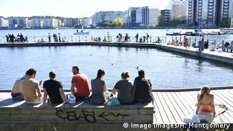 Τετραπλάσιος ο αριθμός των κρουσμάτων στη Σουηδία σε σχέση με άλλες σκανδιναβικές χώρες