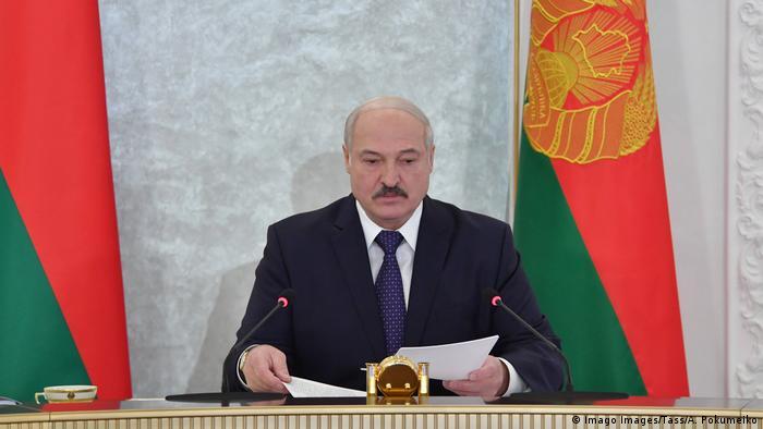 Олександр Лукашенко править Білоруссю понад чверть століття