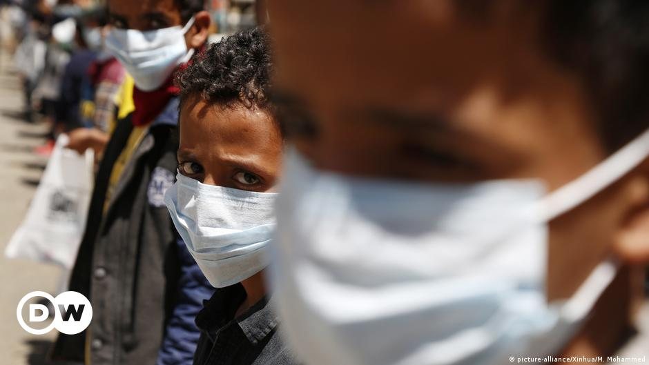 Coronavirus In Yemen A Country On The Brink Middle East News And Analysis Of Events In The Arab World Dw 02 06 2020