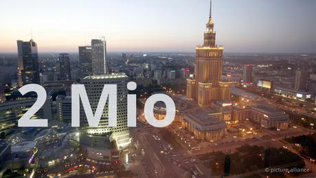 Bild von Warschau
