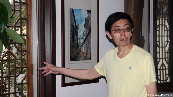 chinesischer Dichter Bei Dao
