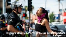 USA | Proteste gegen Polizeigewalt - Tod von George Floyd