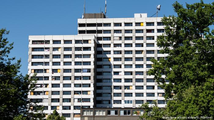 Один из новых районов Гёттингена