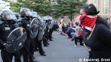 USA Proteste und Polizeigewalt nach Mord an George Floyd