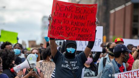 Kanada Toronto | Polizeigewalt | Proteste gegen Rassismus (Reuters/C. Osorio)