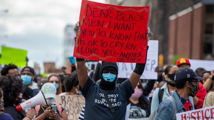 Kanada Toronto   Polizeigewalt   Proteste gegen Rassismus (Reuters/C. Osorio)