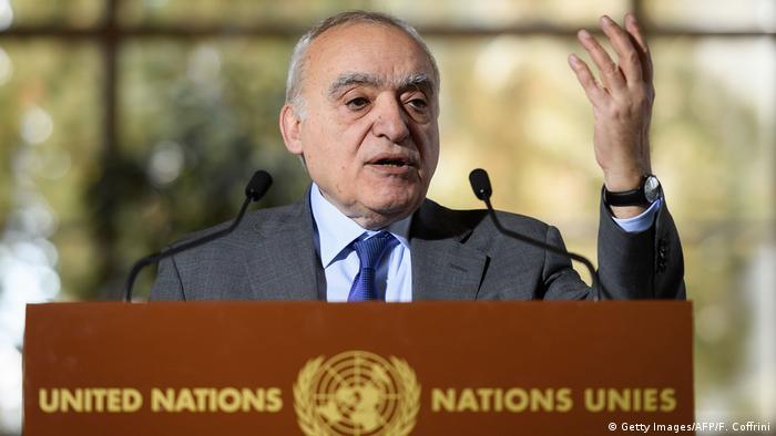 BM'in Libya eski özel temsilcisi Ghassan Salame