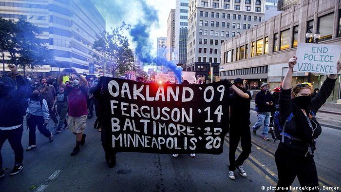 ABD, Oakland - 29.05.2020