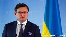 Deutschland Berlin |Dmytro Kuleba, Außenminister Ukraine