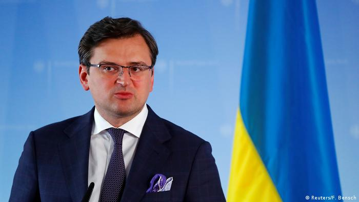 Министр иностранных дел Украины Дмитрий Кулеба (фото из архива)