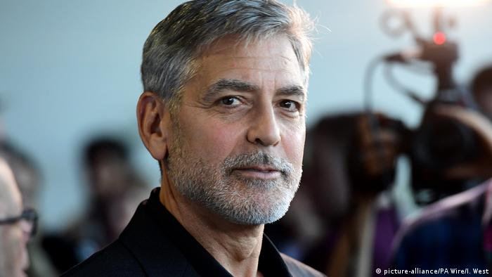 George Clooney (picture-alliance/PA Wire/I. West)