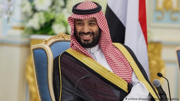 Saudi-Arabien Riad Mohammed bin Salman (picture-alliance/dpa/Saudi Press Agency)