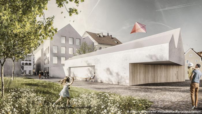 Около старого дома на земельном участке будут возведены новые постройки