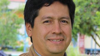 Andrés Cuyul, académico de la Universidad de La Frontera (Temuco) y magister en Salud Pública.