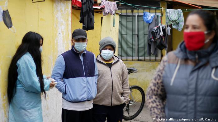 Chile ha podido controlar la epidemia en el país, aunque algunas regiones del sur generan preocupación en el gobierno