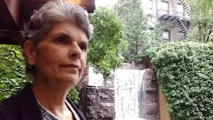 Ligia Bolívar, investigadora asociada del Centro de Derechos Humanos de la Universidad católica Andrés Bello de Caracas, encargada del área de migrantes y refugiados.