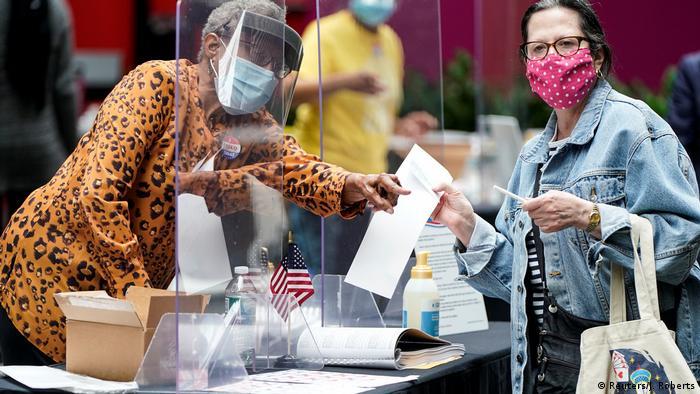 Coronavirus, minuto a minuto: más de 6,4 millones de casos confirmados +++  | El Mundo | DW | 04.06.2020
