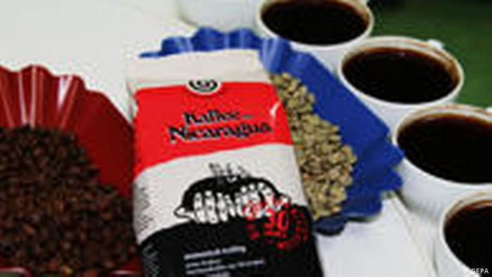 Gepa Nicaragua Kaffee Retro (GEPA)