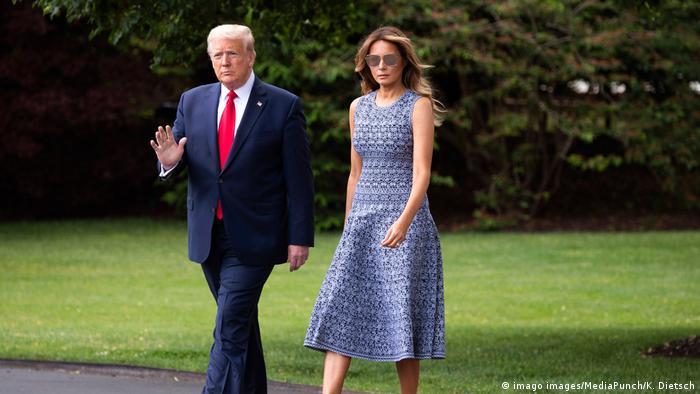 Меланія Трамп успішно вжилася в роль першої леді США