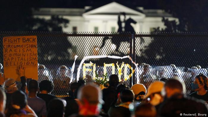 ABD'de George Floyd'un öldürülmesine karşı gösteriler devam ediyor