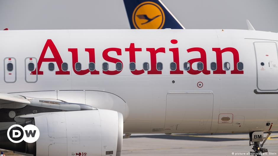 BREAKING: Russia prohibits Austrian Airlines flight to arrive without entering Belarusian airspace: reports