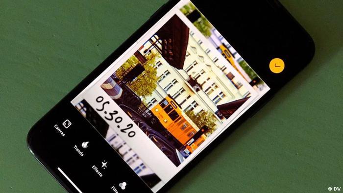 DW Shift: Fotobearbeitungs-Apps im Test, PREQUEL