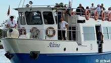 Italien Treviso |Ausflugsschiff Altino der Reederei Stefanato