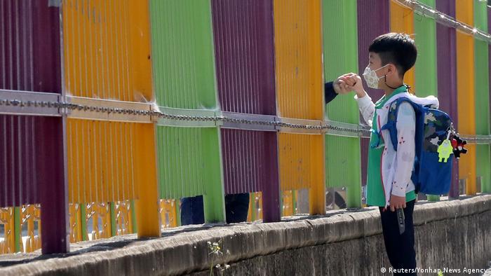 Südkorea Gwangju | Coronavirus | Schulöffnungen