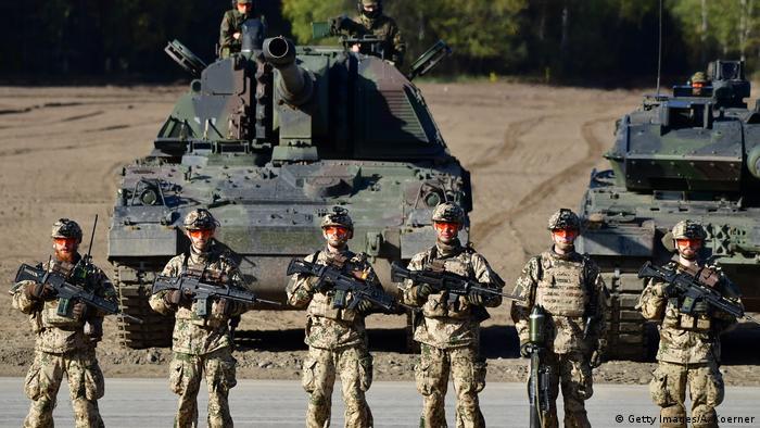 Deutschland Münster   Bundeswehr   schwerwiegende Fehlverhalten