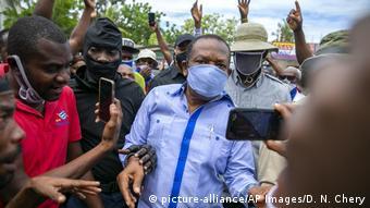 Haiti | Yves Jean Bart, Präsident des haitianischen Fußballverbandes | Sexuelle Gewalt