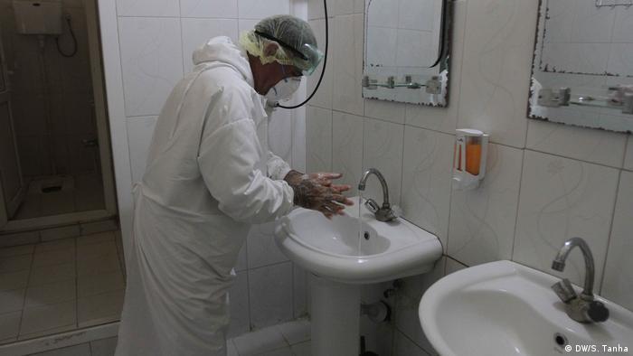Afghanistan Herat   Coronavirus   Krankenhaus & COVID-19