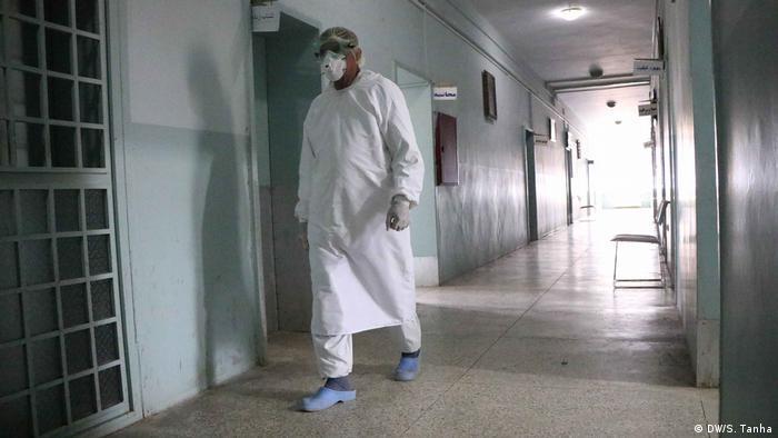 Afghanistan Herat | Coronavirus | Krankenhaus & COVID-19
