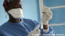 Kongo: Erneuter Ausbruch von Ebola