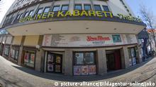 Berlin Kabarett Theater Die Wühlmäuse