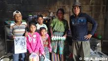 Guatemala Hunger Corona